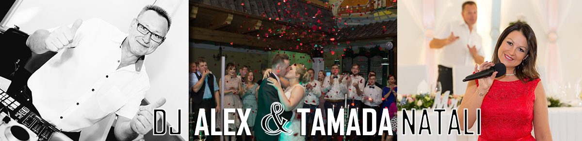 DJ Alex Hochzeit – DJ zur Hochzeit – DJ zum Geburtstag